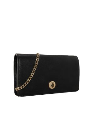 Tommy Hilfiger Honey Mini Crossover Black pikkulaukku